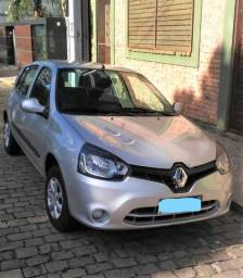 Título do anúncio: Renault Clio 15/16 1.0 Expression 16v 4p manual 39500 Km