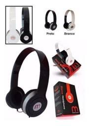lançamento Fone De Ouvido Estéreo Headphone Dobrável Com Fio Celular Pc