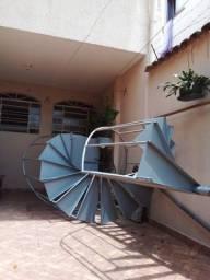 Título do anúncio: Escada caracol