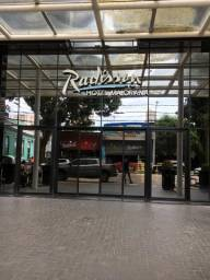 Flat no Hotel Radisson