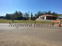 Terreno com 450 m² no asfalto, Ninho verde 1 (Nogueira Imóveis)