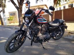 Harley Davidson Iron 1200 2020 400kms Oportunidade Única