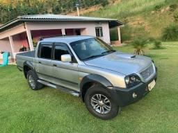 Mitsubishi l200 outdoor 08 4x4 diesel barato oportunidade!!!