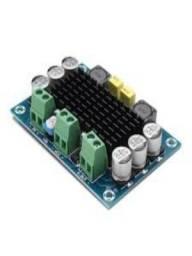 Placa Amplificadora Audio Mono 100w Rms Tpa3116d2 Xh-m542
