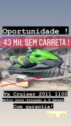 Título do anúncio: Jet ski Yamaha Vx Cruiser