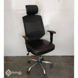 Cadeira para escritório, Presidente - Preto