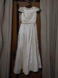 Título do anúncio: vestido de festa infantil