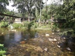 Terreno Sertão do Taquari 360m2 na frente da Cachoeira