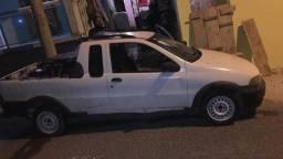 Título do anúncio: Fiat strada com gnv pra sair hoje