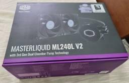 Water Cooler Cooler Master MasterLiquid ML240L V2, 240mm