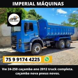 Título do anúncio: Caçamba vw 24-250