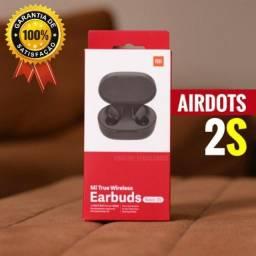 Fone Bluetooth Redmi Airdots 2S Original e Lacrado