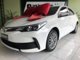 Toyota corolla 1.8 GLI upper 2019 - Automático