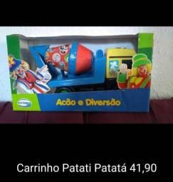 Carrinho Patati Patatá