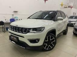 Jeep Compass Limited Flex Automático IGUAL ZERO KM!!!