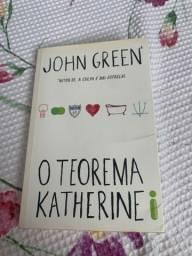 Livro John Green, em ótimo estado
