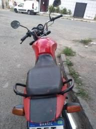 Título do anúncio: Moto semi nova 98780.4987