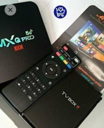 Título do anúncio: Tv box mxq pro 5h 4k - na promoção