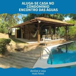 Aluguel Casa no Encontro das Águas Total R$ 5.400,00