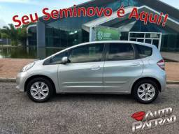 NEW FIT LX 1.4 AUT. 2013 #SóNaAutoPadrão - 2013