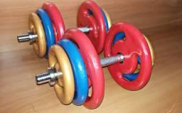 Musculação Profissional * (3x Sem Juros) * (Frete Grátis)