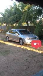 Honda new civic Vendo ou troco - 2007