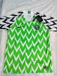 Camisa da Nigéria a mas Linda da copa