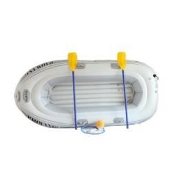 Barco bote inflável novo na caixa