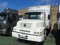 MB 1620 Truck 1999 Baú - 1999