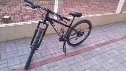 Troco bicicleta aro 29