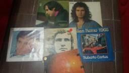 Disco vinil raro coleção Roberto Carlos disco lp toca disco vinil
