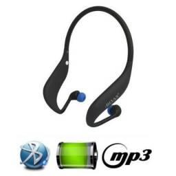 Fone De Ouvido Sem Fio Sport Radio Fm Mp3 Player Boas Lc702s