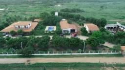 Vendo Fazendo com complexo de lazer em Monteiro