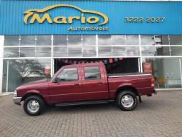 FORD RANGER 2.5 XL 4X4 CD 8V TURBO INTERCOOLER DIESEL 4P MANUAL - 2000