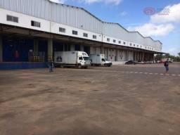 Galpão para alugar, 1400 m² por r$ 20.000,00/ano - distrito industrial - são luís/ma
