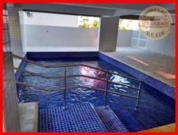 Apartamento com 2 dormitórios à venda, 60 m² por R$ 300.000,00 - Canto do Forte - Praia Gr