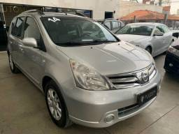 Nissan Livina 1.8 s Automatico - 2014