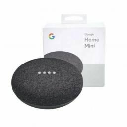 Caixa De Som Bluetooth Speaker Google Home Mini Preta