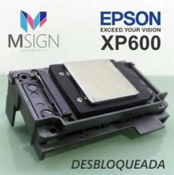 Cabeça de impressão XP600 desbloqueada pronta entrega