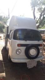 Kombi furgão transformada em food truck - 2005