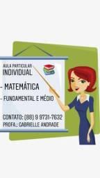Professora de Matemática