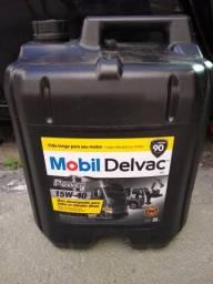 Oleo lubrificante Mobil