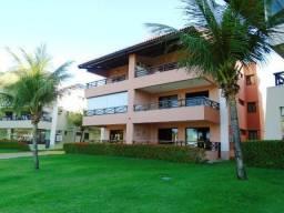 Aquaville Resort, Térreo, Mobiliado, Nascente, Móveis Projetados e 2 Vagas de Garagem