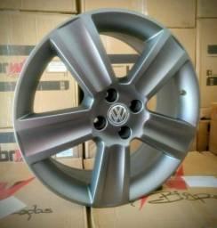 Rodas VW Saveiro Cross G5 aro 17 cor Grafite parcela até 24x no carnê e cheque