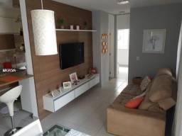 Apartamento de 2 quartos no Praças Sauípe -Praia da Baleia, Serra - ES