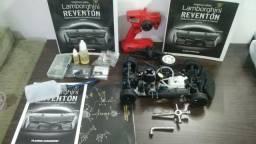 Carro Controle Remoto Lamborghini Reventón Combustão - Planeta De Agostini