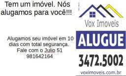 Procuro apartamento Mobiliado 3 dorm, no Bairro Igara, Canoas