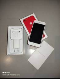 Iphone 7 red 128gbs