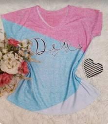 T-shirt Deus tie dye.