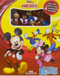 Livro A Casa do Mickey Mouse: Contos para Brincar